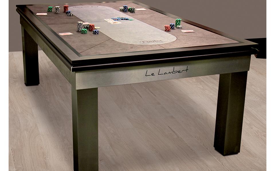 plateau poker billard toulet. Black Bedroom Furniture Sets. Home Design Ideas