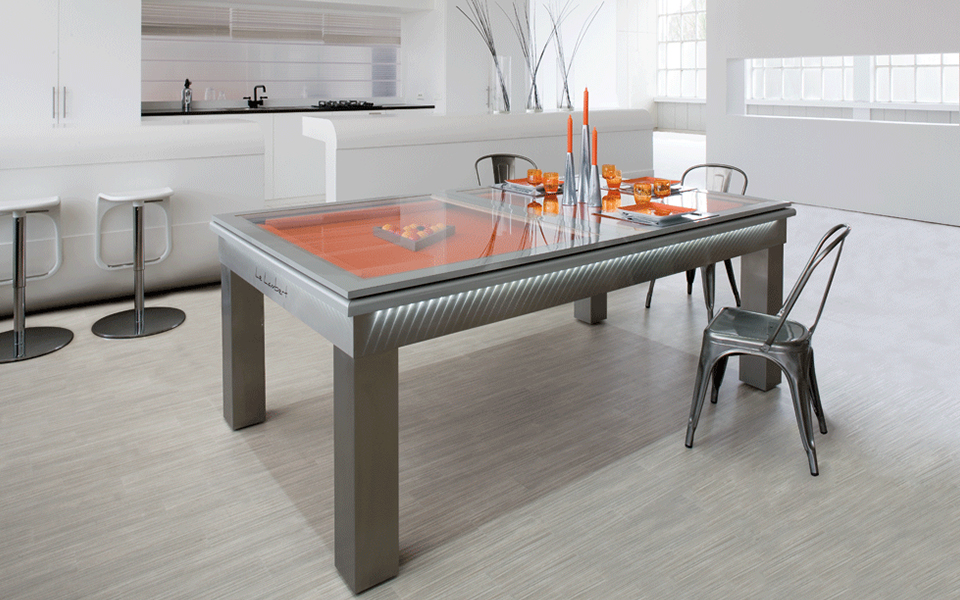 Billard table design lambert table billard toulet 100 made in france - Table billard design ...