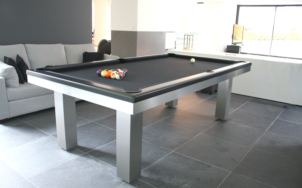 billiard table full loft billiards toulet. Black Bedroom Furniture Sets. Home Design Ideas