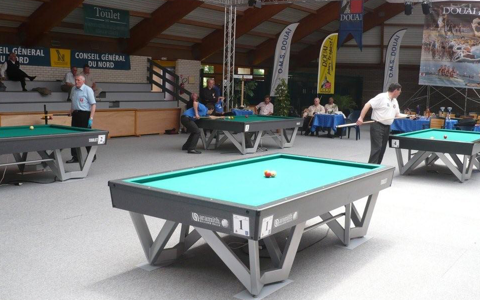 Billard Fran Ais Comp Tition Inter 900 Billard Toulet