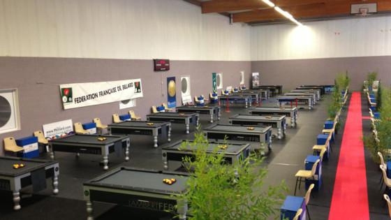billard competition - billard FFB - billard 8 pool