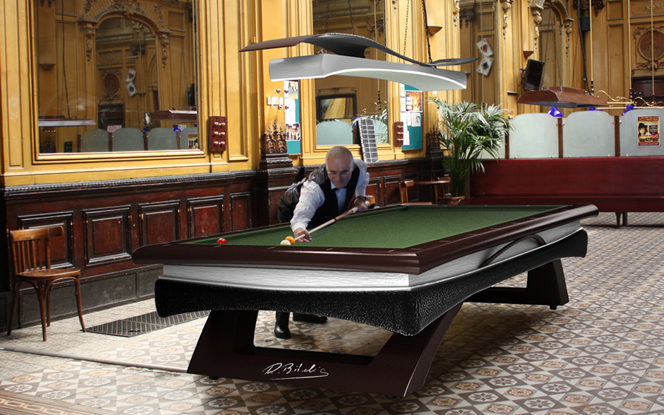 Do You Know The French Billiard ? - Billards Toulet