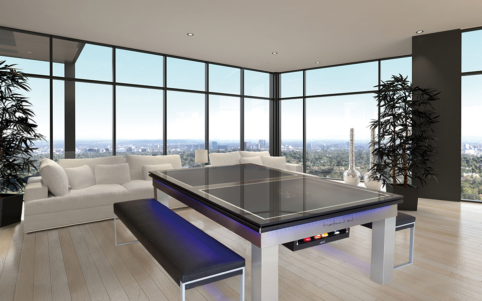 Billard table design lambert table billard toulet 100 - Table de billard moderne ...