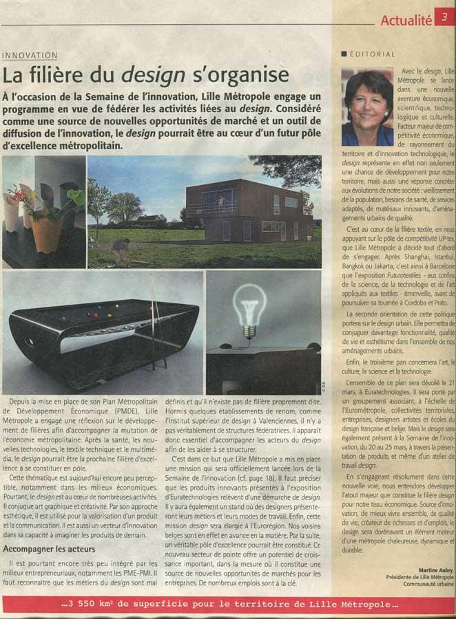 Billard Toulet-presse-Lille Metropole info