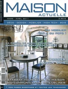Billard Toulet-presse-maison actuelle-mars avril 2011-couv