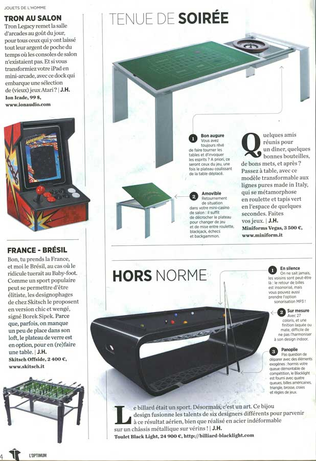 Billard-Toulet-publications-Loptimum