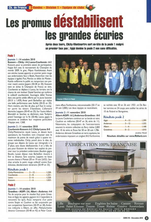 Billard Toulet-publications-billard sport (1)