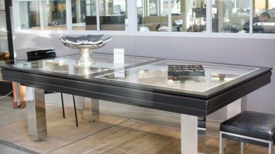 la table de billard