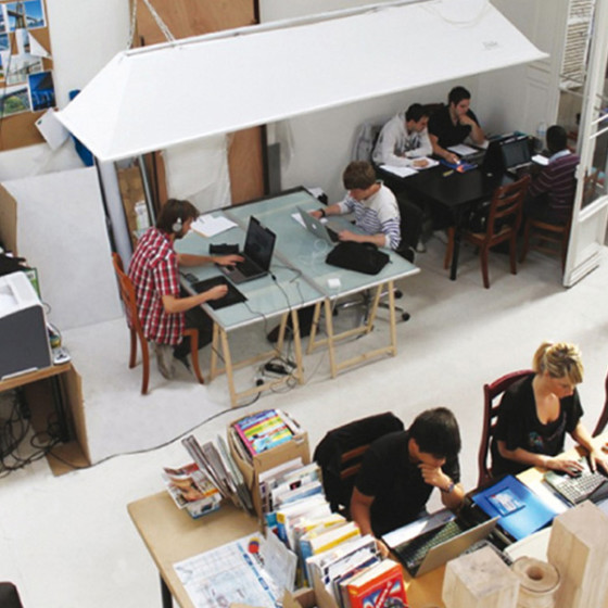 Bureau du designer