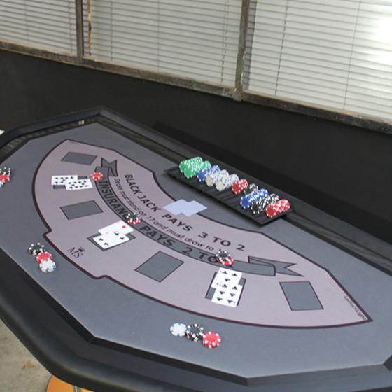 LA GAMME – table casino-version BlackJack