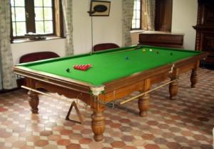 vente snooker occasion snooker fyll size billard toulet. Black Bedroom Furniture Sets. Home Design Ideas